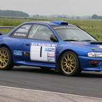 JORDAN Road Surfacing Charity Rally @ Blyton Park